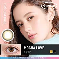 Glam up グラムアップ カラコン Mocha love モカラブ 1day 10枚入り 度あり 度なし (-4.25)