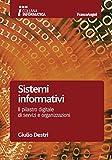Sistemi informativi. Il pilastro digitale di servizi e organizzazioni