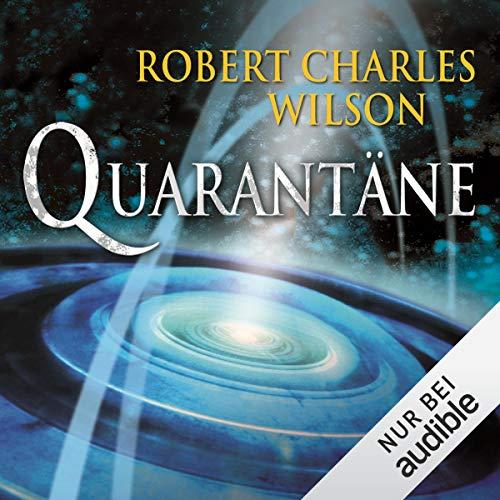 Quarantäne audiobook cover art