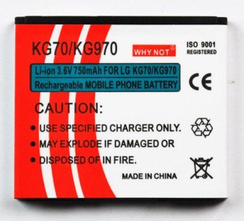 Akku für LG ke970-ke970u-kf750-ku970-ke70-u970-shine- KG70