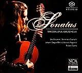 Sonatas - Magdalena Kaltcheva, Guitar [Multichannel/Stereo]
