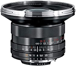 Zeiss 18mm f/3.5 Distagon T ZF.2 Series Lens for Nikon F Mount SLR Cameras (Renewed)