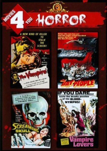 Movies 4 You: Horror
