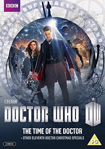 Doctor Who - The Time of the Doctor & Other Eleventh Doctor Christmas Specials (2 DVDs)