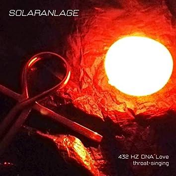 432 Hz DNA Love Throat-Singing