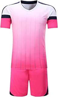 ac10044207e Amazon.es: camisetas futbol equipos - Rosa