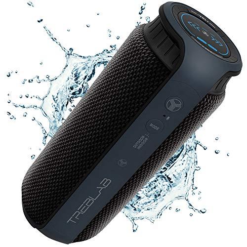 TREBLAB HD55 Haut Parleur Bluetooth,...