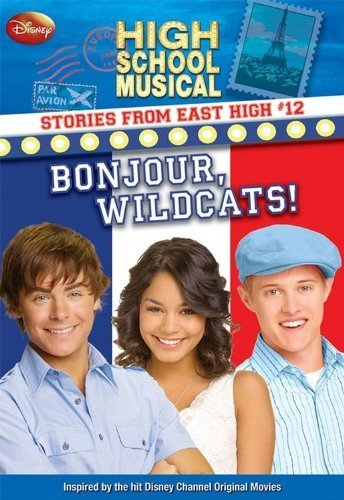 Bonjour, Wildcats! (High School Musical Stories from East High) by N. B. Grace (2009-02-24)