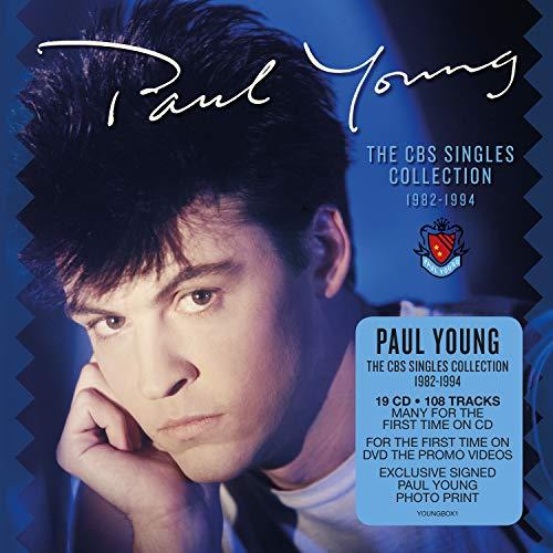 CBS Singles Collection 1982-1994 (19cd+Dvd)