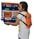 ALLKINDATHINGS Enfant Grande Super Soaker – Action de l'eau de Jardin de Pistolet...