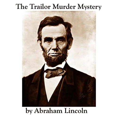 The Trailor Murder Mystery audiobook cover art