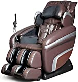 Osaki Osaki OS-7200h Massage Chair With Full Back Heat, Brown by Osaki