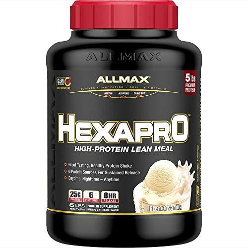 Allmax Nutrition HexaPro French Vanilla 5 lbs