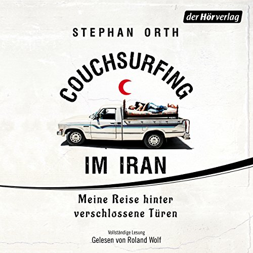 Couchsurfing im Iran cover art