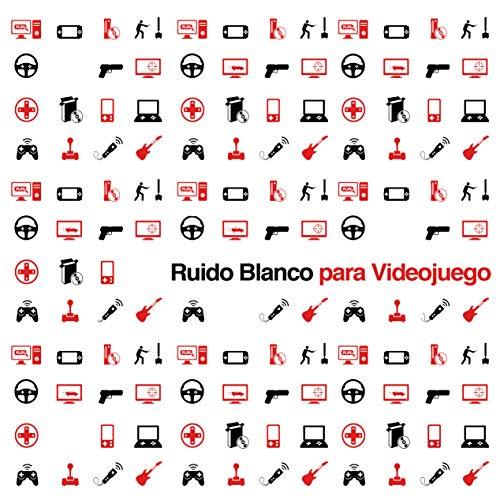 Ruido Blanco para Videojuegos: Aumenta tu concentración en la consola con enmascaramiento...