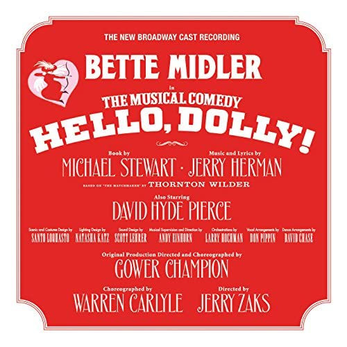 New Broadway Cast of Hello, Dolly!