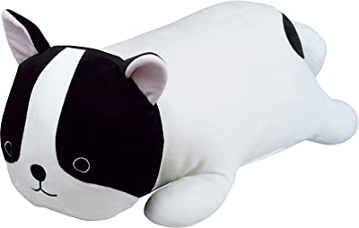 ヂヤンテイ商会 アニマル抱き枕〔ほっこりメイト〕 フレンチブルドッグのラブ 68cm G-6526WH
