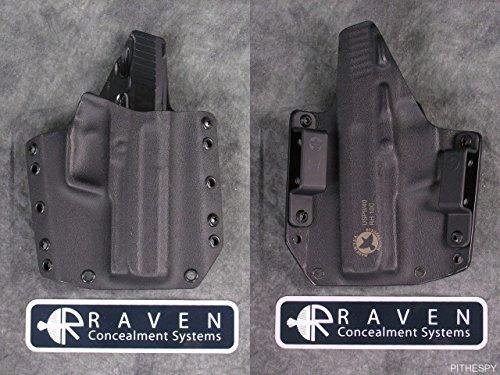 RCS Raven Concealment Systems Phantom Modular Full Shield OWB Holster (HK USP 9/40, Right)