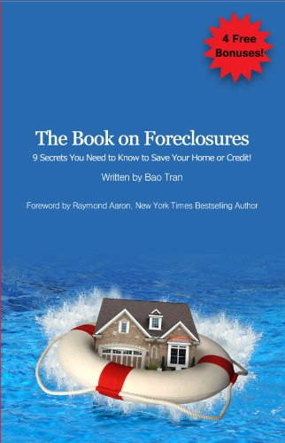 Book: The Book on Foreclosures by Bao Tran