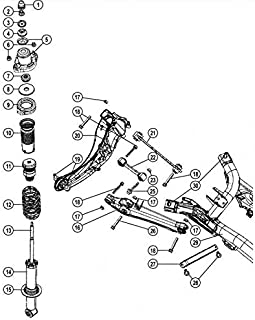 Jeep-piezas barra DE direcci/ón con salida recta