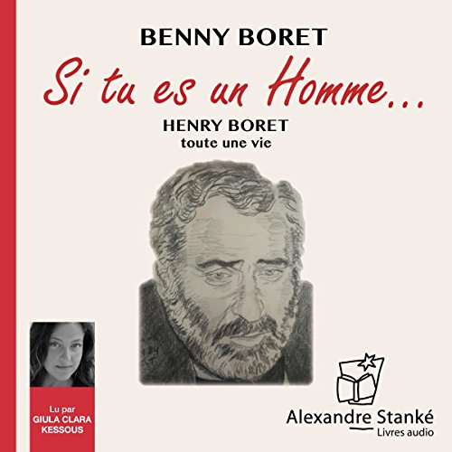 Si tu es un Homme... audiobook cover art