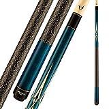 "Viking Valhalla 200 Series 2 Piece 58"" Pool Cue Stick with Irish Linen Wrap (19oz, VA231)"