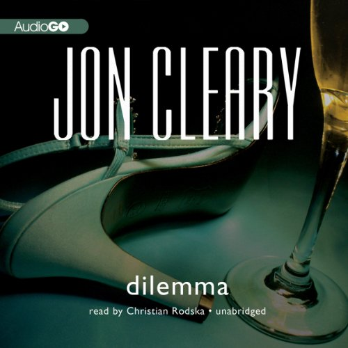 Dilemma audiobook cover art