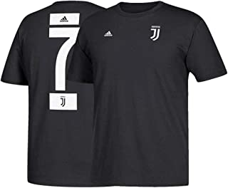 adidas Cristiano Ronaldo Juventus Men's Player T-Shirt