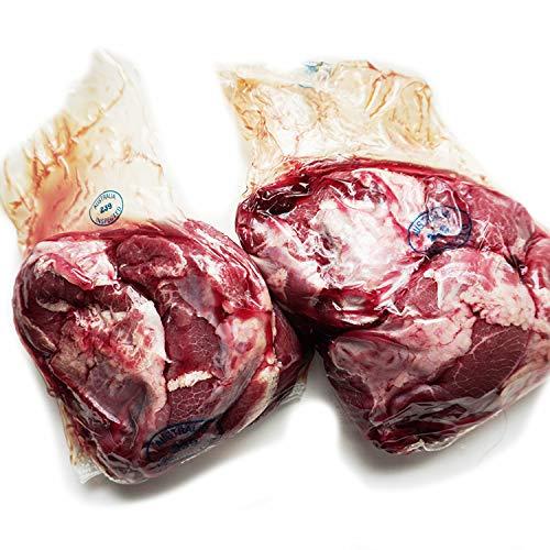 仔牛のほほ肉約900-1100g(冷凍)オーストラリア産