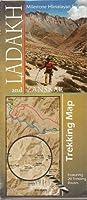 Ladakh & Zanskar - Trekking Map