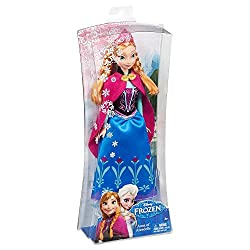 Disney Princess Anna Sparkle Frozen Doll