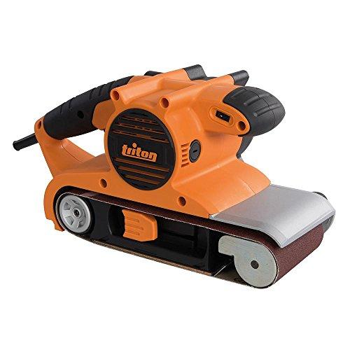 Triton T41200BS Bandschleifer, 1200 W, 100 mm, 240 V, orange