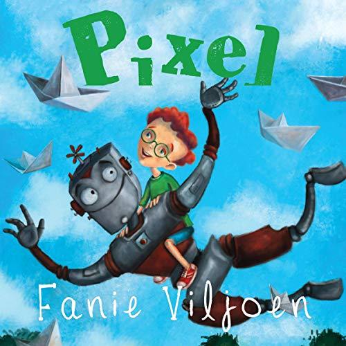 Diseño de la portada del título Pixel