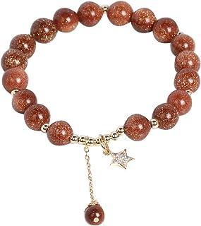 Girl's Women's Fashion Bracelet Crystal Bracelet Stylish Pearl Bracelet Gift