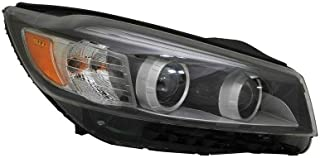 TYC 20-9671-00-1 Replacement Right Head Lamp for KIA Sorento