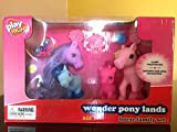Wonder Pony Land -Little Pony Family Set of 4 Dream Collection