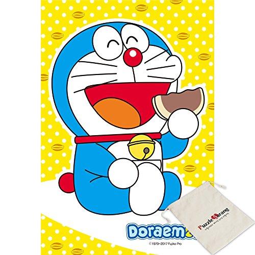 Puzzle Life Doraemon Delicious Toryaki - Fujiko Fujio - 108 Mini Jigsaw Rompecabezas