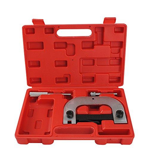 CCLIFE Motor Einstellwerzeug Zahnriemen Wechsel Nockwellen Werkzeug Kompatibel mit Renault Nissan Vauxhall Opel 1.4 1.6 1.8 2.0 16V