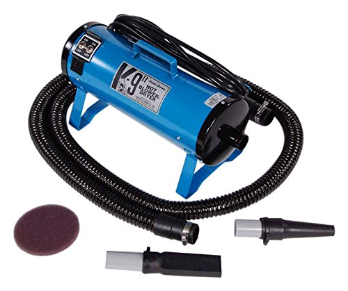 K-9 Dryers 17-127-U II Blower/Dryer, Blue