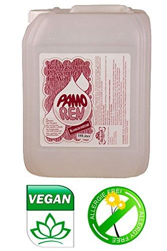 Biokraft, Bio-Waschmittel für Wolle und Seide - 10 Liter Sparpreis