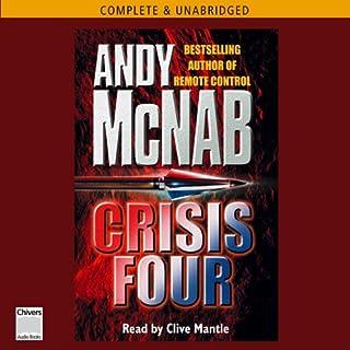 Crisis Four audiobook cover art