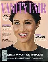 VANITY FAIR ITALY MAGAZINE - ISSUE 28, LUGLIO 3, 2019 - MEGHAN MARKLE
