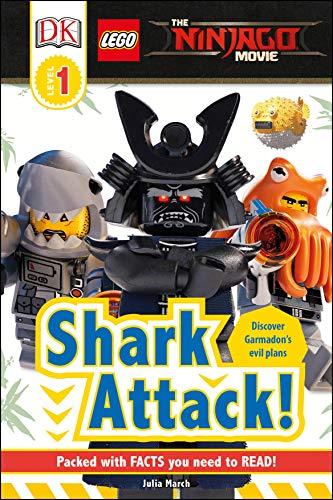 The LEGO® NINJAGO® Movie™ Shark Attack! (DK Readers Level 1) (English Edition)