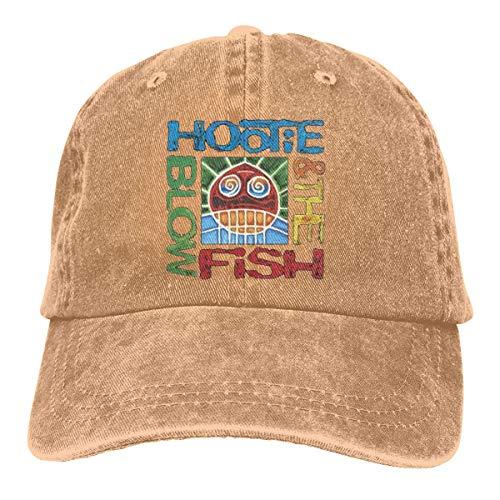 Ingpopol Hootie-The-Blowfish Baseball Cap Vintage Dad Hat Adjustable Polo Trucker Unisex Style Headwear