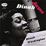 "album cover: Dinah Washington ""Dinah Jams"""