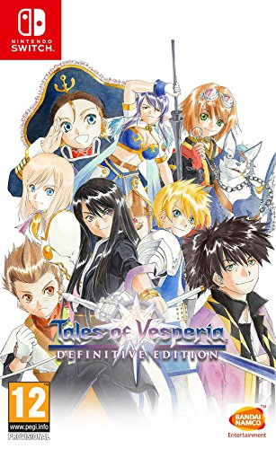 Tales of Vesperia: Definitive Edition - Nintendo Switch [Edizione: Francia]