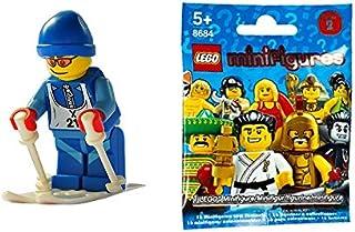 レゴ(LEGO) ミニギギュアシリーズ2 スキーヤー【8684-12】