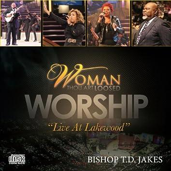 Woman, Thou Art Loosed Worship (Live at Lakewood) - Performance Tracks
