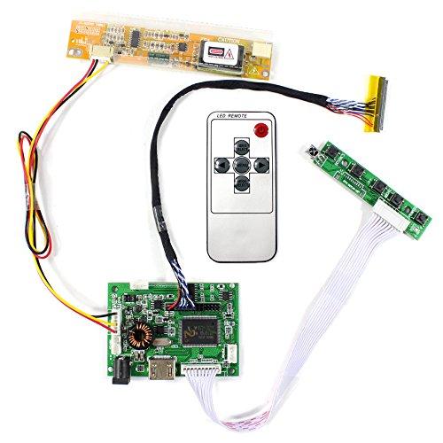 HDMI Audio Eingang LCD Controller Board Für 15,6