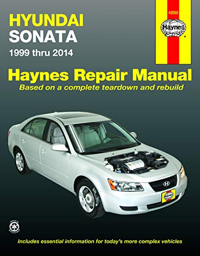 Hyundai Sonata 1999 Thru 2014 (Haynes Automotive Repair Manuals)